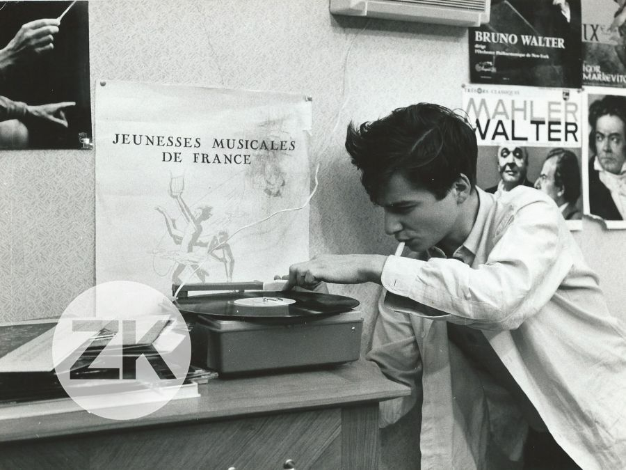 Jean-Pierre Léaud - 1962