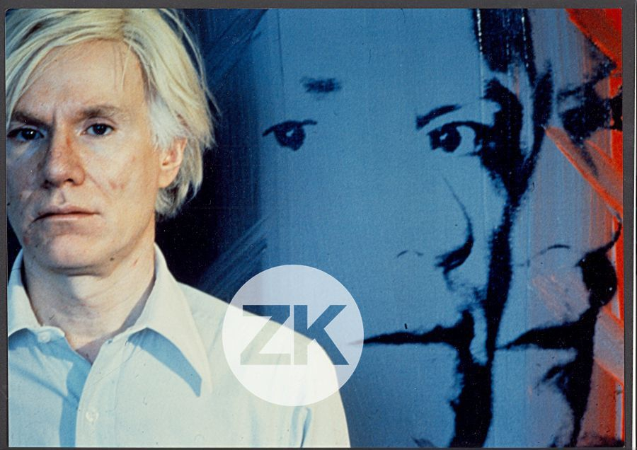 """SUPERSTAR: THE LIFE AND TIMES OF ANDY WARHOL\"" - 1990 (I)"