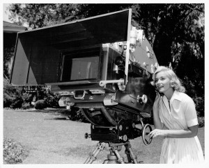 "EVA MARIE SAINT ("" RAINTREE COUNTY\"") - 1957"