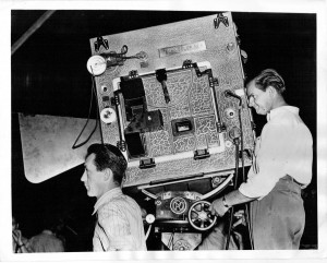 "CAMERA CREW (""Night and Day\"") - 1946"