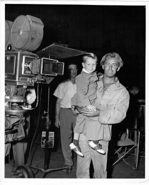 "ALAN LADD & Son DAVID (""SHANE\"")"