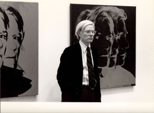 AUTOPORTRAITS AT ZURICH KUNSTHAUS - 1978