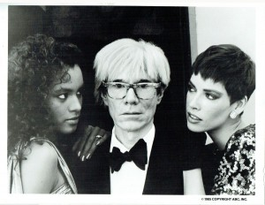WITH VERA PEREZ AND LAURA DEAN - 1985