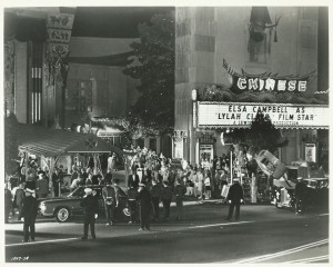 Grauman\'s Chinese Theater, Hollywood Boulevard - 1968